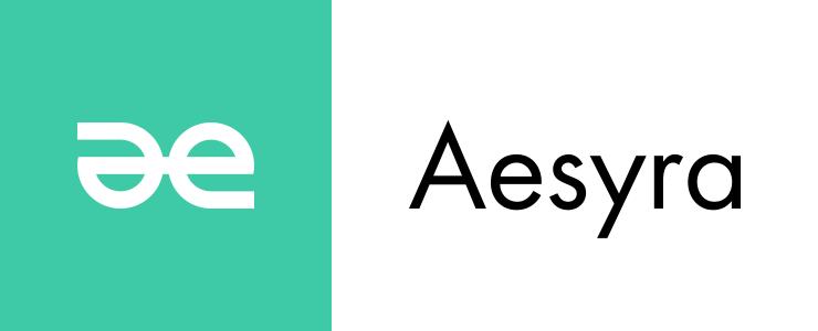 Aesyra logo
